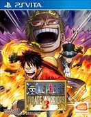 Videogiochi PS Vita One Piece Pirate Warriors 3