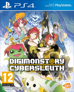 Videogioco Digimon Story: Cyber Sleuth PlayStation4