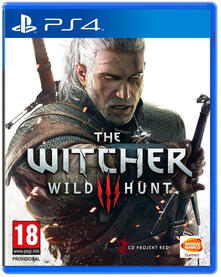 BANDAI NAMCO Entertainment The Witcher 3: Wild Hunt, PS4 videogioco PlayStation 4 Basic Inglese