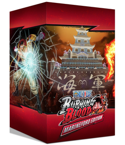 Videogioco One Piece: Burning Blood Marineford Edition (Collector) Xbox One 0