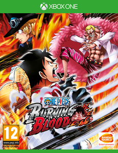 Videogioco One Piece: Burning Blood Xbox One