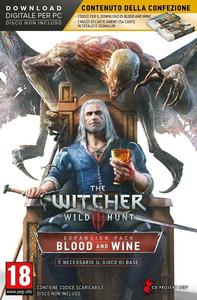 Videogioco The Witcher 3: Wild Hunt - Blood and Wine Personal Computer