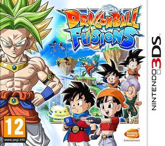 Dragon Ball Fusion - 3DS - 5
