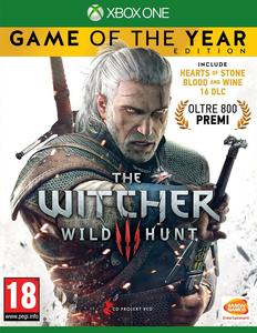 Videogioco Witcher 3: The Wild Hunt GOTY Edition - XONE Xbox One