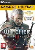 Videogiochi Personal Computer The Witcher 3: The Wild Hunt GOTY Edition - PC