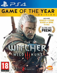 Videogioco Witcher 3: The Wild Hunt GOTY Edition - PS4 PlayStation4
