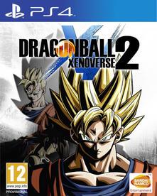 Sony Dragon Ball XENOVERSE 2 - PS4