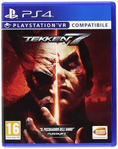Tekken 7 - PS4 - 4