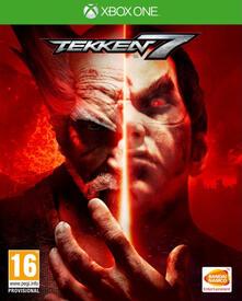 BANDAI NAMCO Entertainment Tekken 7, Xbox One videogioco Basic Inglese, Francese