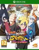 Videogiochi Xbox One Naruto Shippuden: Ultimate Ninja Storm 4 - Road to Boruto - XONE