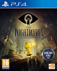 Little Nightmares - PS4 - 2