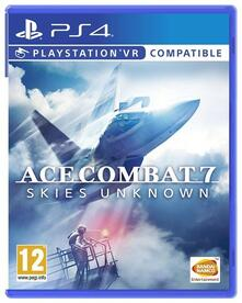 Ace Combat 7 Skies Unknown - PS4 [UK Edition]