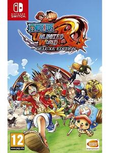 One Piece Unlimited World Red Deluxe Edition - Switch [French Edition]
