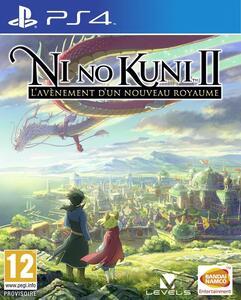 Ni No Kuni II L Avenement d un nouveau Royaume PS4