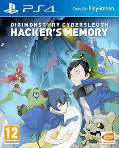 Digimon Cybersleuth Hacker's Memory - PS4