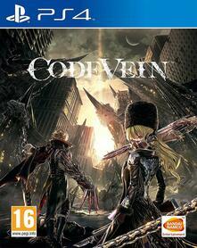 Code Vein PS4 Uk