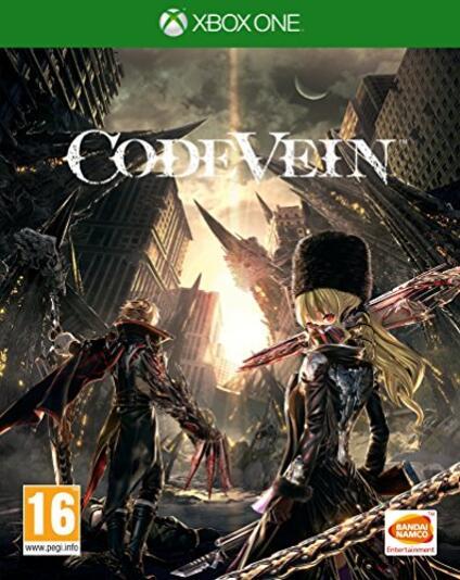 Code Vein [Edizione: Francia]