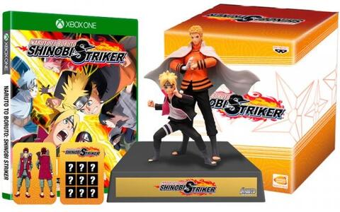 Naruto Boruto Shinobi Striker Uzumaki Ed - XONE
