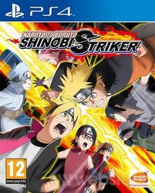 BANDAI NAMCO Entertainment Naruto To Boruto: Shinobi Striker, PS4 videogioco Basic PlayStation 4 Inglese, Giapponese