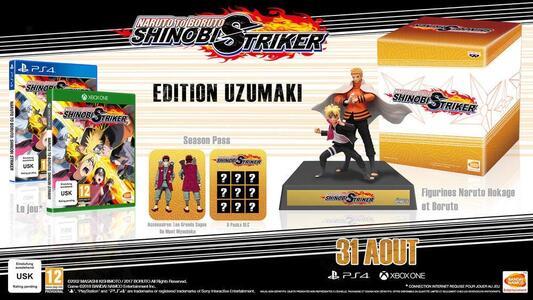 Naruto Boruto Shinobi Striker Uzumaki Ed - PS4 - 16