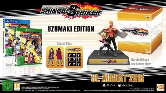 Naruto Boruto Shinobi Striker Uzumaki Ed - PS4 - 17