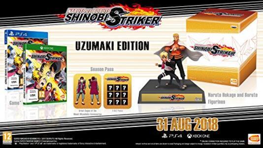 Naruto Boruto Shinobi Striker Uzumaki Ed - PS4 - 2