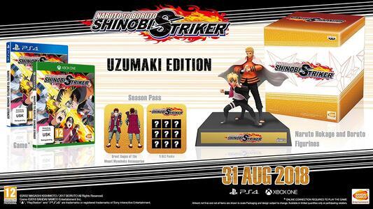 Naruto Boruto Shinobi Striker Uzumaki Ed - PS4 - 9