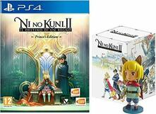 Ni No Kuni II: Il Destino di un Regno (Prince's Edition Limited) + Chibi Figurine - PlayStation 4