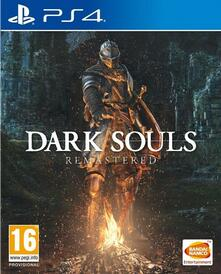 Dark Souls Remastered - PS4 [French Edition]