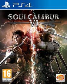 SoulCalibur VI - PS4 [UK Edition]