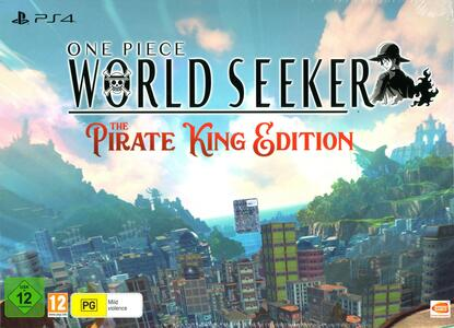 One Piece World Seeker (Collector's ed.) - PlayStation 4