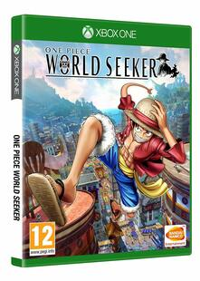 One Piece World Seeker - XONE