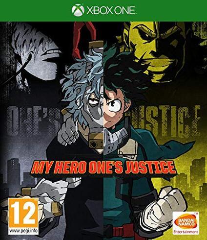 My Hero: One's Justice [Edizione: Francia]