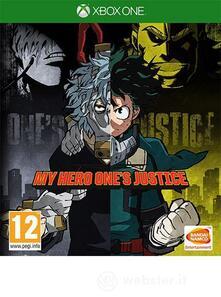 My Hero One's Justice - XONE