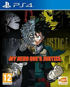 My Hero One s Justice PS4
