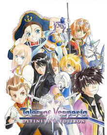 BANDAI NAMCO Entertainment Tales Of Vesperia - Definitive Edition, PS4 videogioco PlayStation 4 Inglese