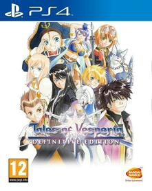 Tales of Vesperia Definitive Edition - PS4 [French Edition]