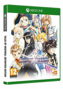 Tales Of Vesperia: Definitive Edition - XONE