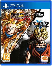 Bandai Namco Ps4 Dragon Ball Fighterz + Dragon Ball Xenoverse 2 Eu