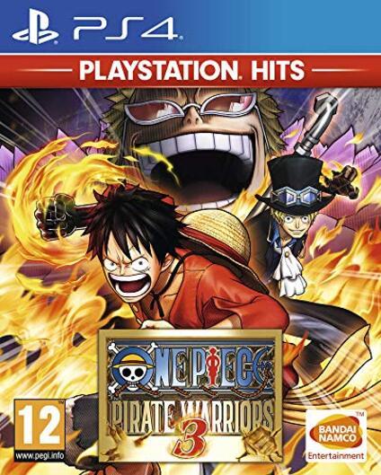 One Piece Pirate Warriors 3 PlayStation Hits [Edizione: Francia]