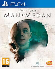 BANDAI NAMCO Entertainment The Dark Pictures Anthology: Man of Medan, PS4 videogioco PlayStation 4 Basic Inglese