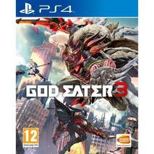God Eater 3 Jeux PS4