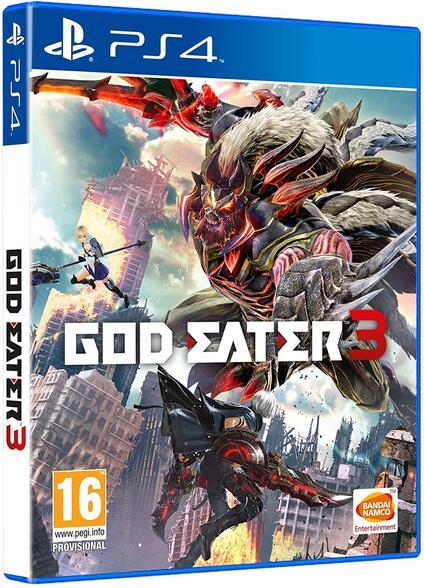 God Eater - PS4