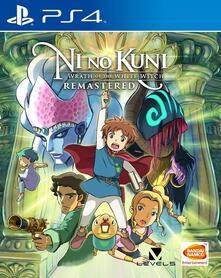 Ni No Kuni la Vengeance de la Sorciere Celeste PS4