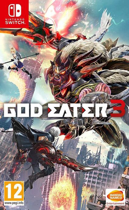 God Eater - Switch