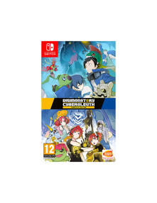 Nintendo Digimon Story Cyber Sleuth: Complete Edition, Switch videogioco Nintendo Switch