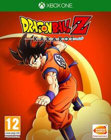BANDAI NAMCO Entertainment Dragon Ball Z: Kakarot, Xbox One videogioco Basic