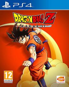 Dragon Ball Z Kakarot PS4 Uk