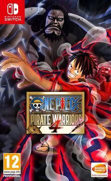 Switch One Piece: Pirate Warriors 4