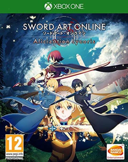 Sword Art Online Alicization Lycoris Xbox One Xbox One [Edizione: Francia]